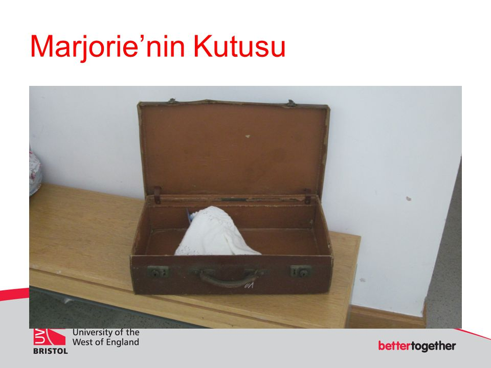 Marjorie'nin Kutusu