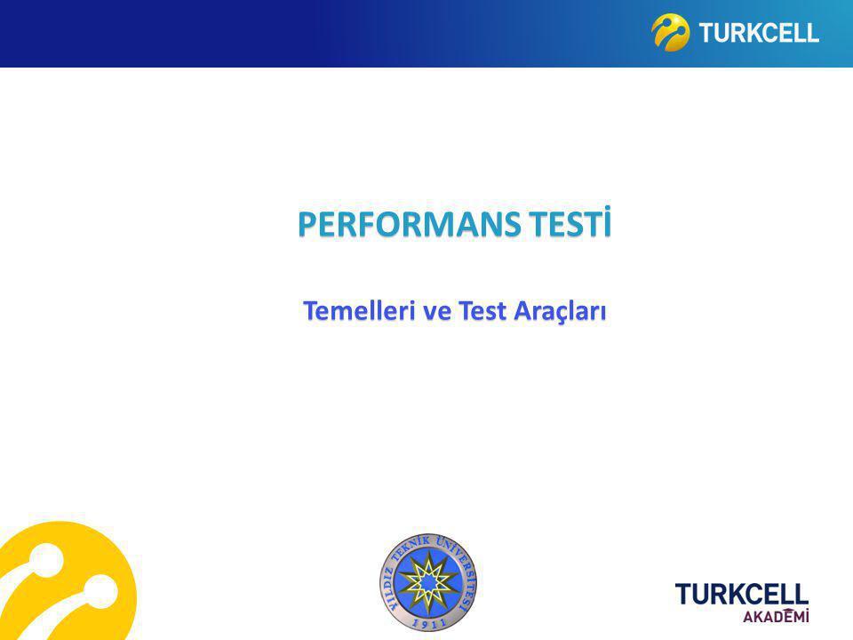 Uygulamaların normal şartlar altındaki performans seviyelerinin belirlenmesi sağlanır.