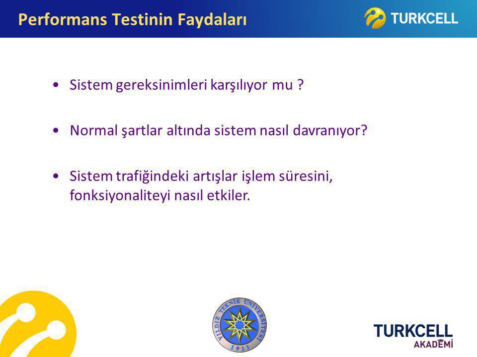 TEST OTOMASYONU Temelleri ve Test Araçları
