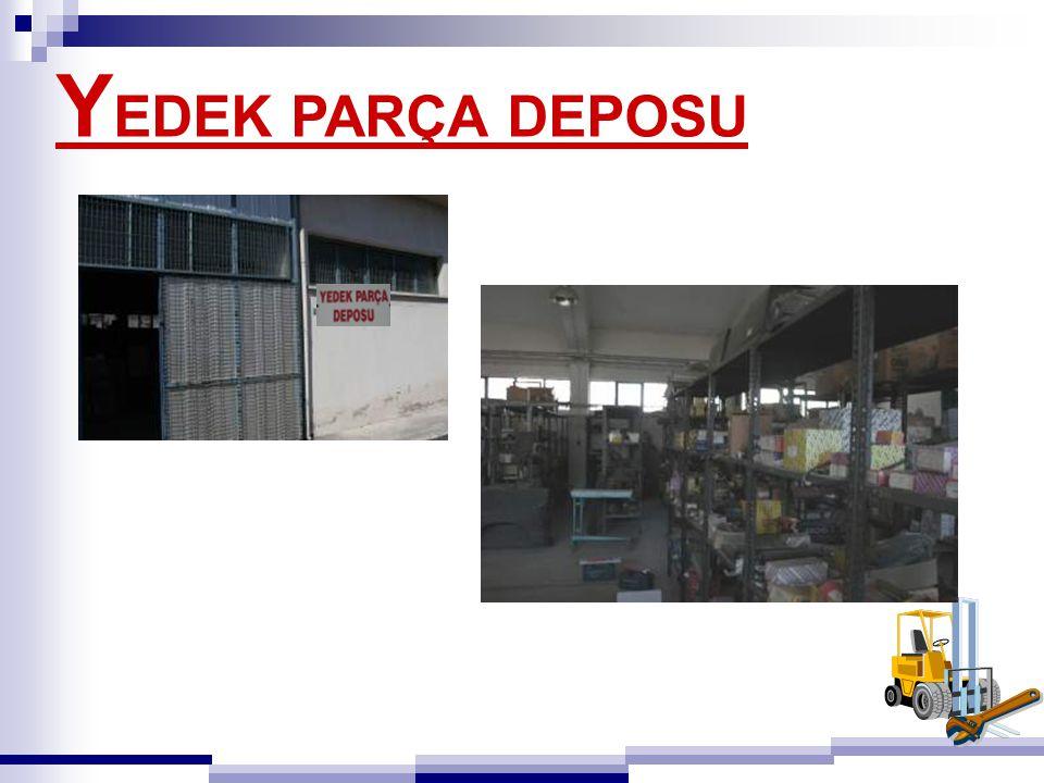 Y EDEK PARÇA DEPOSU