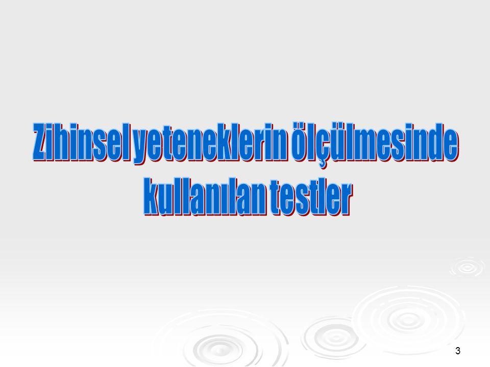 54 COG Sürekli Dikkat ve Problem Çözme Testi   Seçici dikkati ve konsantrasyonu ölçmek amacıyla uygulanan bir genel performans testidir.