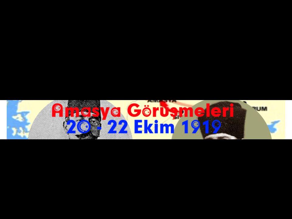Sivas Kongresi'nden sonra Anadolu ve Rumeli Müdafa-i Hukuk Cemiyeti başlı başına bir güç olarak ortaya çıktı.Onun yürütme organı gibi çalışan Temsil H