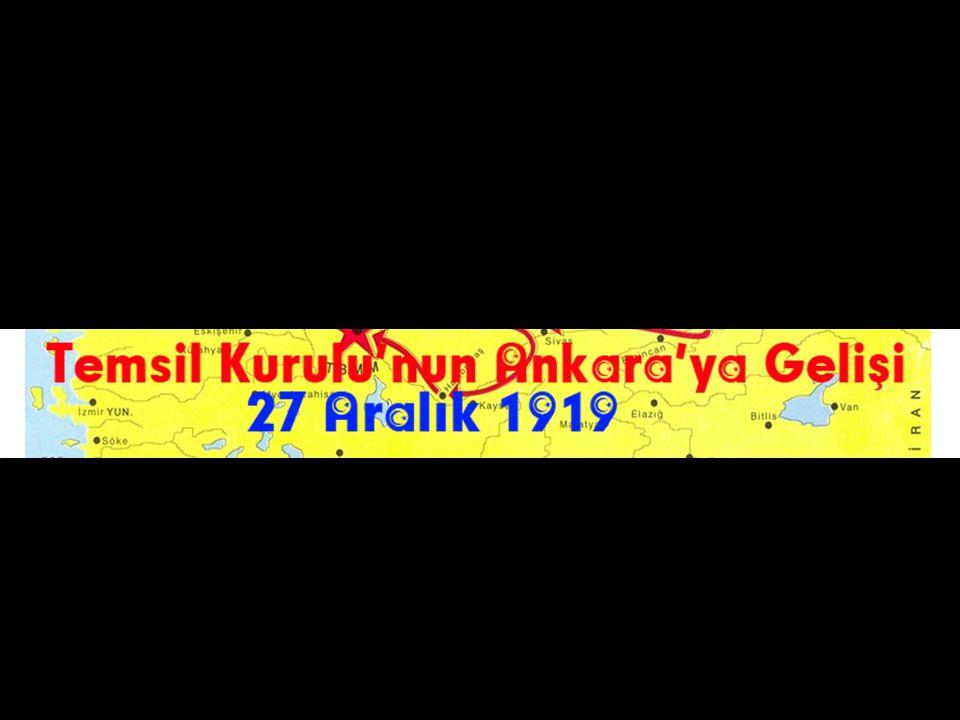 Sonuç: Meclis-i Mebusan'ın güvenli olmayan İstanbul dışında toplanması kararlaştırıldı. Ancak yine de meclis İstanbul'da toplandı. Önemi: resmen tanım