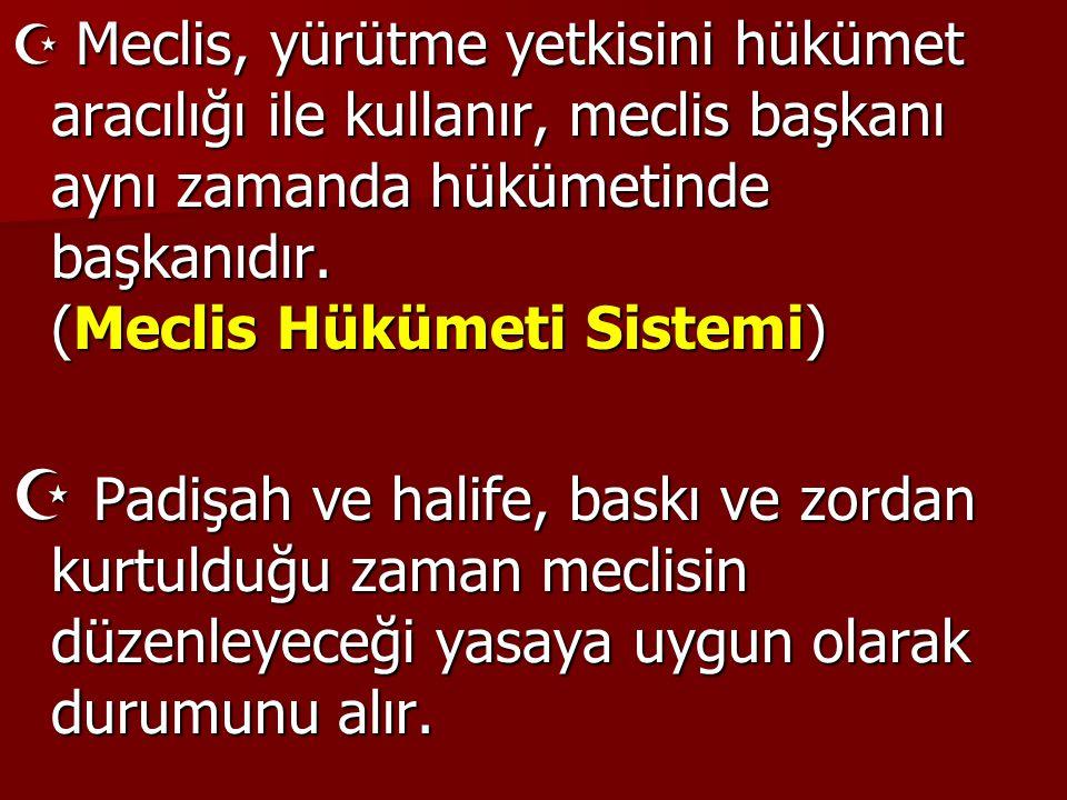 TBMM'de BAZI MİLLETVEKİLLERİ: Anadolu'da açılacak olan meclisin, Mebuslar Meclisi adını almasını istiyorlardı.