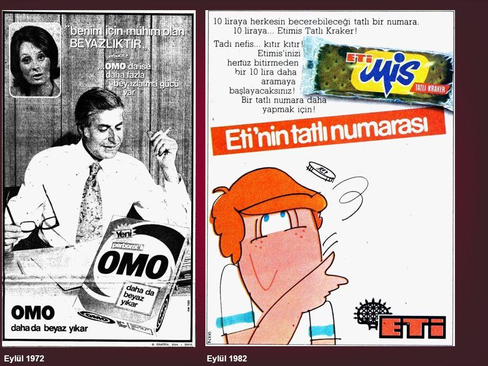 Eylül 1972Eylül 1982