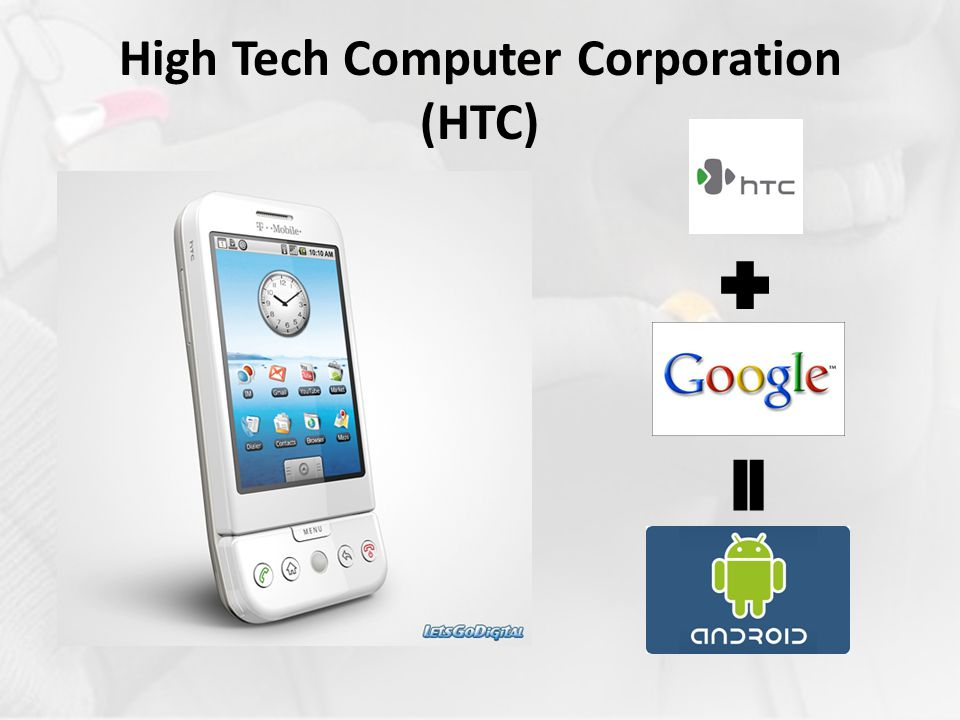 High Tech Computer Corporation (HTC)