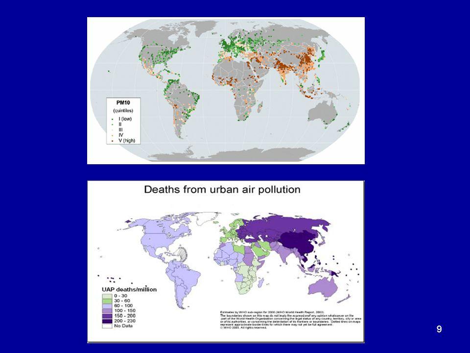 10 Nitrojen Dioxid Kirlilik Haritası http://www.bnsc.gov.uk/6433.aspx