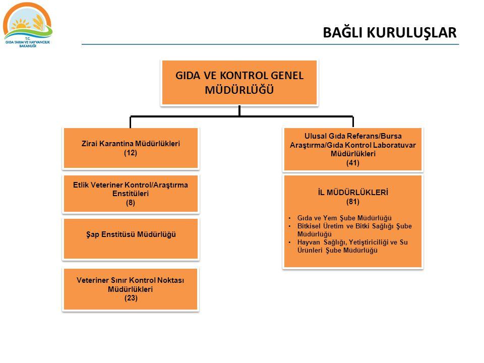 PESTİSİT- HASAT SONRASI Hasat Sonrası Kontrol: 08 Mayıs 2011 tarihinde AB'ne ihracatta kabak ve armut kontrol listesinden çıkartılmıştır 01 Ekim 2013 tarihi itibariyle AB'ne domates ihracatında kalıntı kontrolü uygulaması kaldırılmıştır