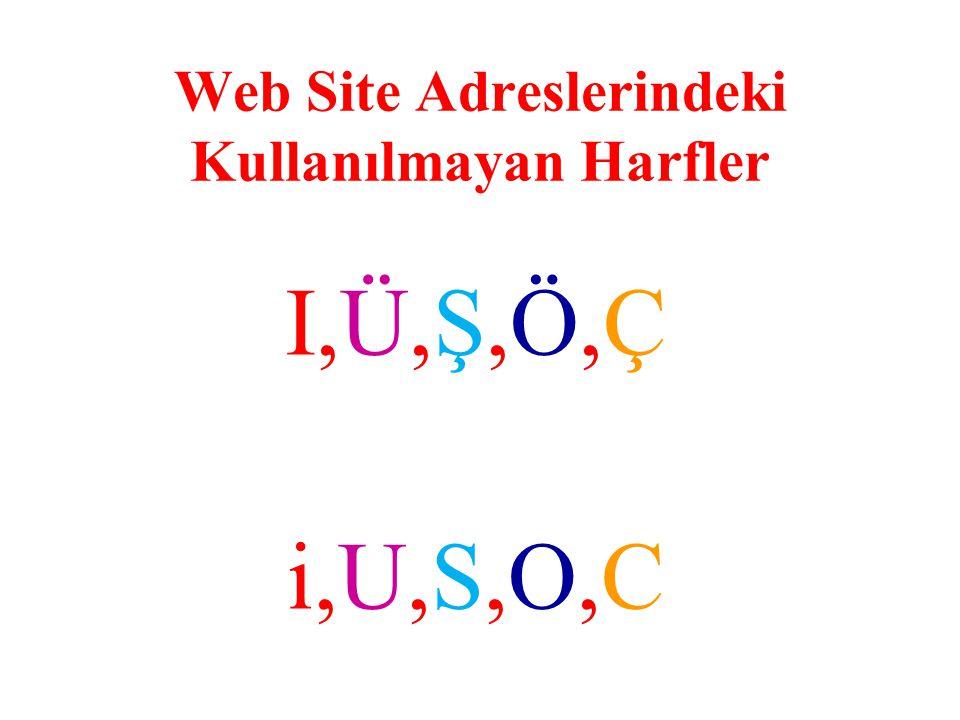 www.ankara.edu.tr Mutlaka yazılıyor.Ankara ile ilgilsi var.