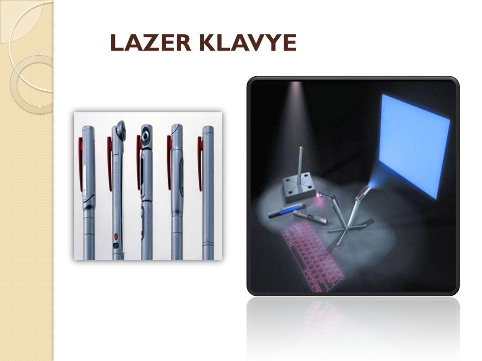 LAZER KLAVYE