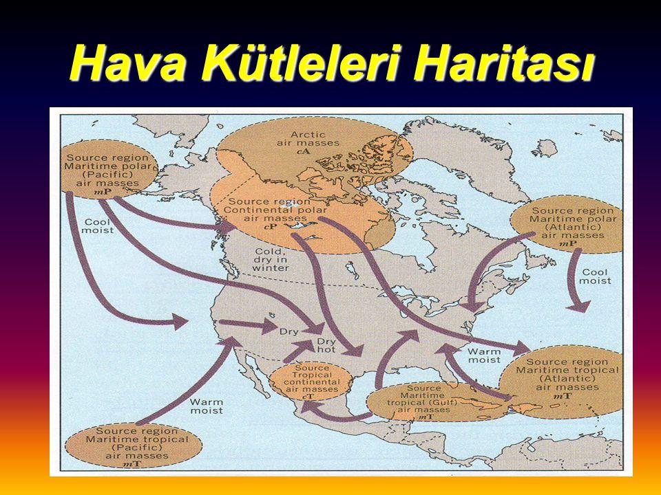 KASIRGA HARİTASI