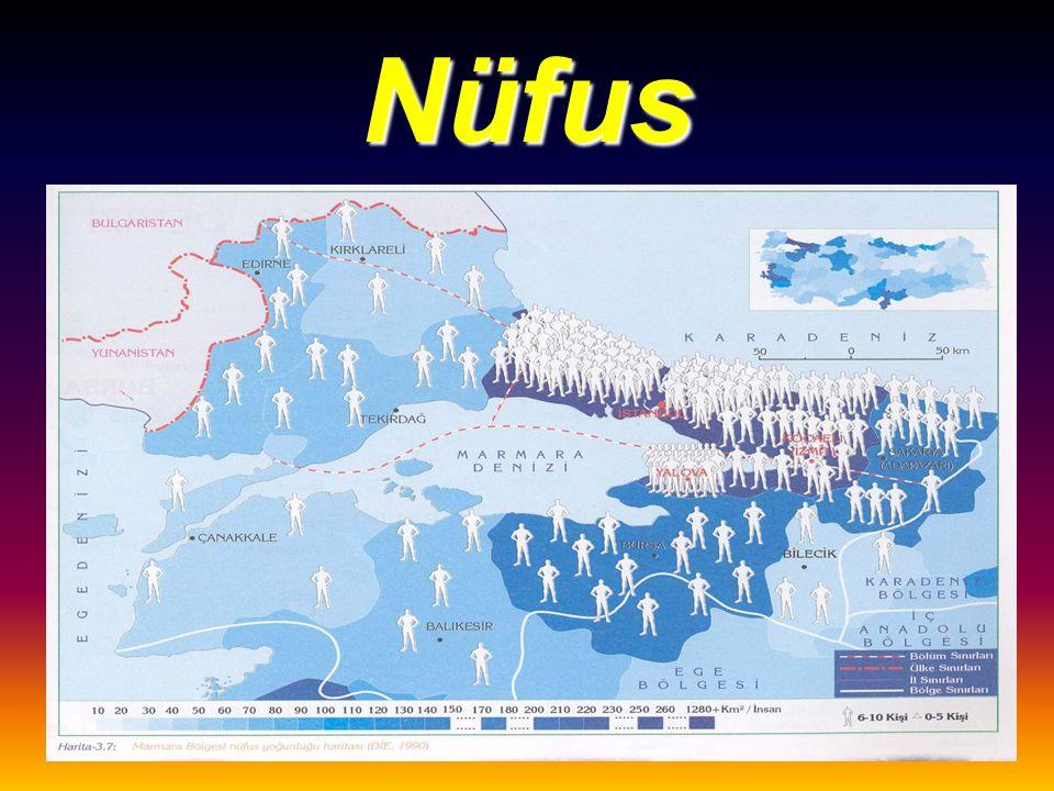 Beşeri Ve Ekonomik Haritalar Nüfus,göç,yerleşme,dil, din,ırk,tarım,hayvancılık, Sanayi,turizm,ulaşım,ma denler gibi özellikleri gösteren haritalardır