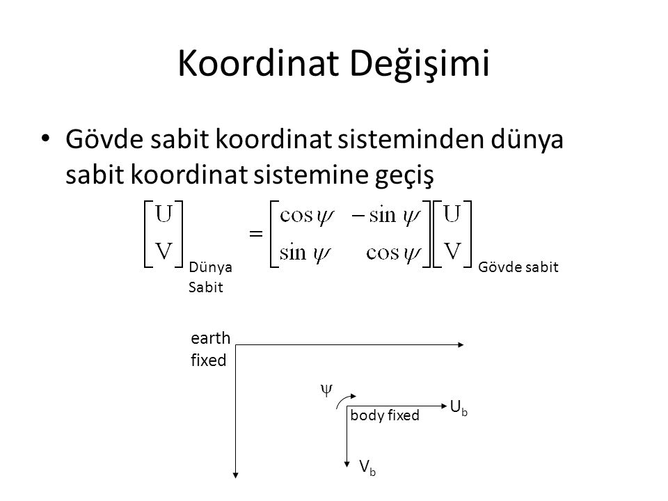 Kararlılık Analizi Kütle-yay-sönümleyici sistemi: x 1 = x x 2 = x  A