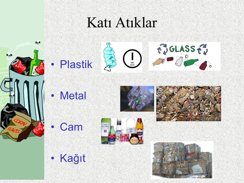BİTKİSEL ATIK YAĞLAR Kullanılmış bitkisel yağlar (kızartma yağları), evsel atıklardan ve kanalizasyon sisteminden ayrı olarak toplanması, taşınması, geri kazanımı gerekmektedir.