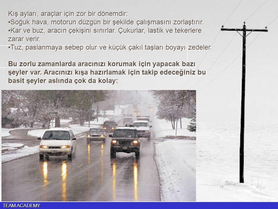 Kış ayları, araçlar için zor bir dönemdir: Soğuk hava, motorun düzgün bir şekilde çalışmasını zorlaştırır.Soğuk hava, motorun düzgün bir şekilde çalışmasını zorlaştırır.