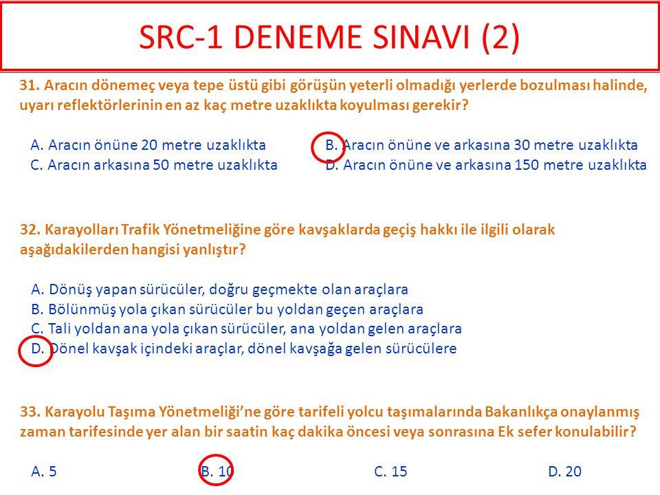 33. Karayolu Taşıma Yönetmeliği'ne göre tarifeli yolcu taşımalarında Bakanlıkça onaylanmış zaman tarifesinde yer alan bir saatin kaç dakika öncesi vey