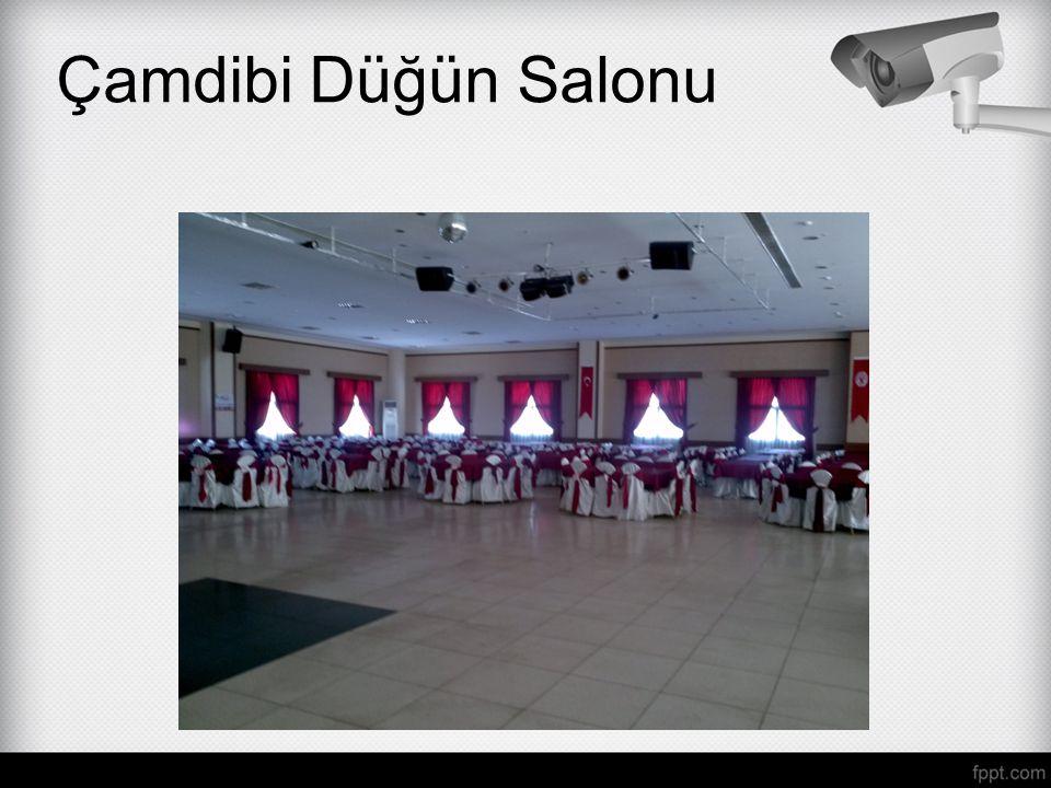Çamdibi Düğün Salonu