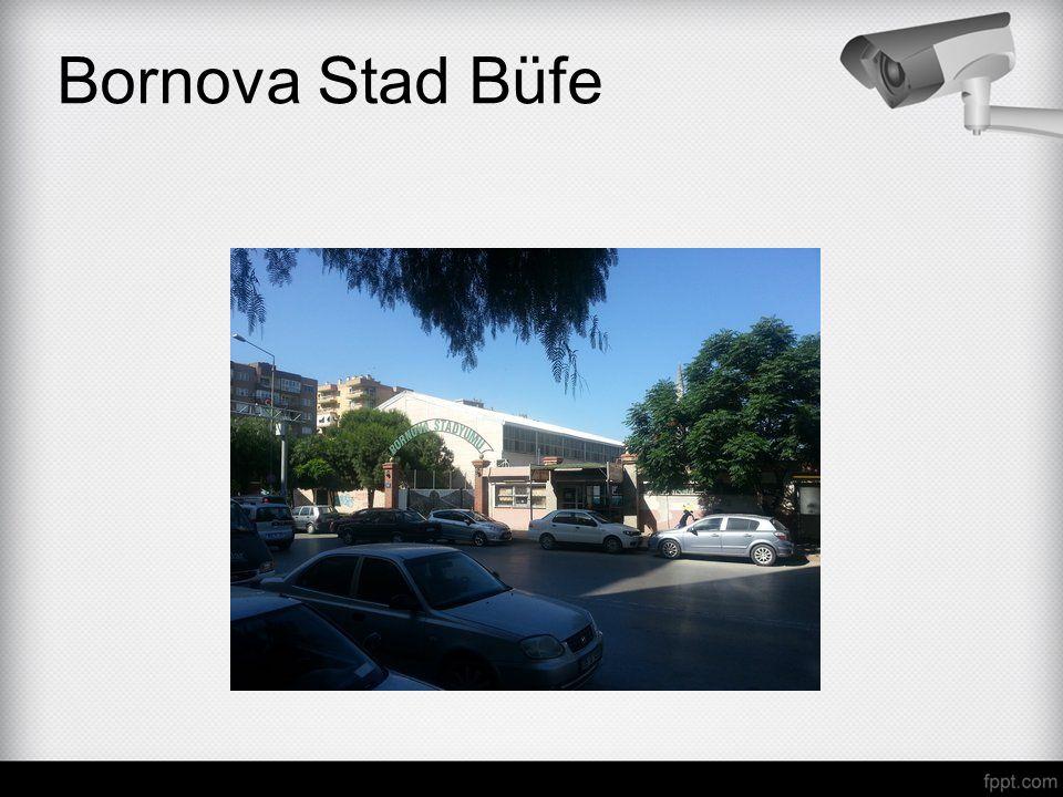 Bornova Stad Büfe