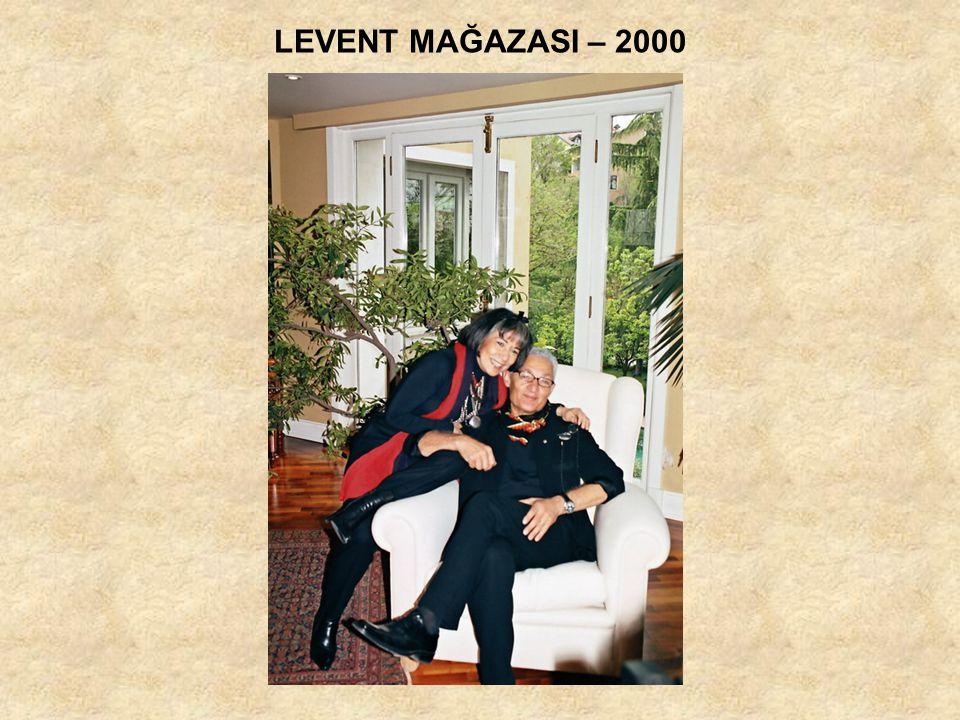 LEVENT MAĞAZASI – 2000