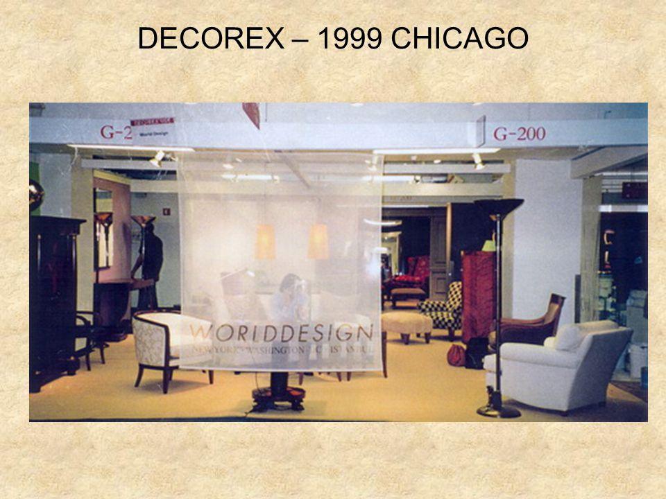 DECOREX – 1999 CHICAGO