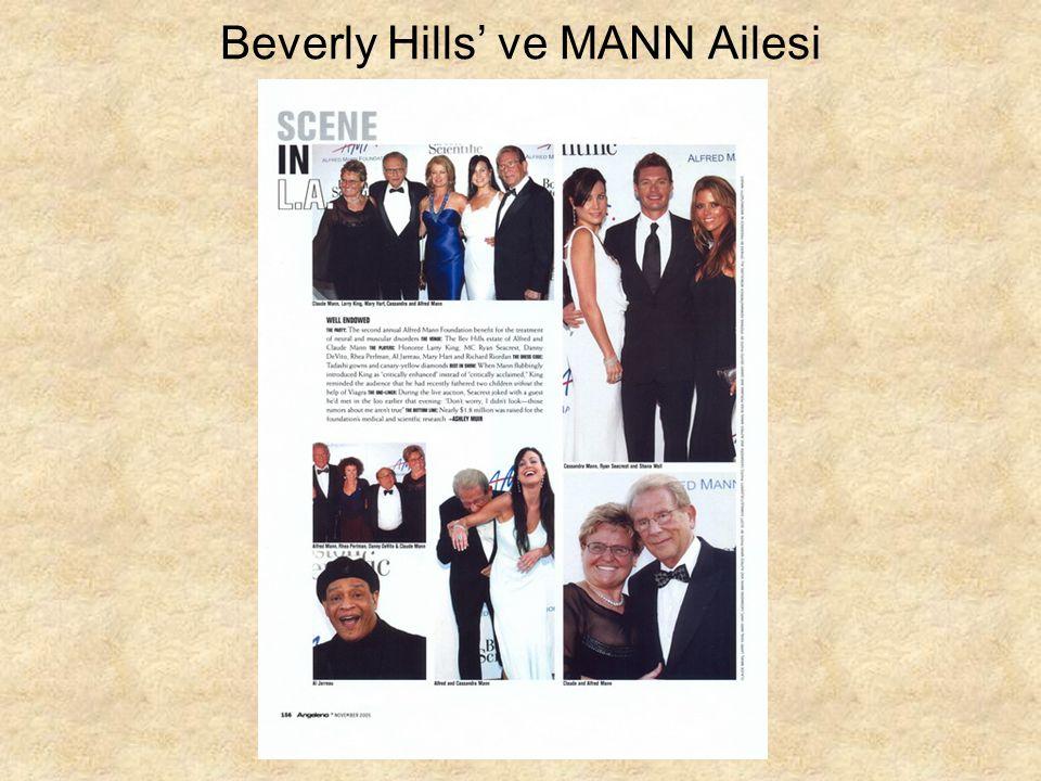 Beverly Hills' ve MANN Ailesi