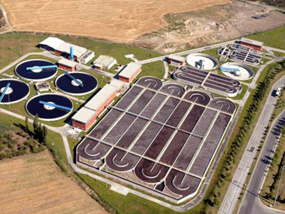 BİYOLOJİK ARITMA Biyolojik arıtma atık su içerisindeki çözünmüş organik maddelerin bakteriyolojik faaliyetlerle ayrıştırılarak giderilmesi işlemidir.