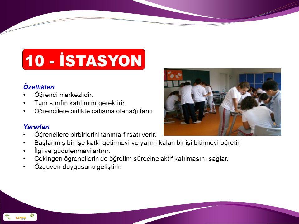CEVAP: C CEVAP: C İlköğretim 6.