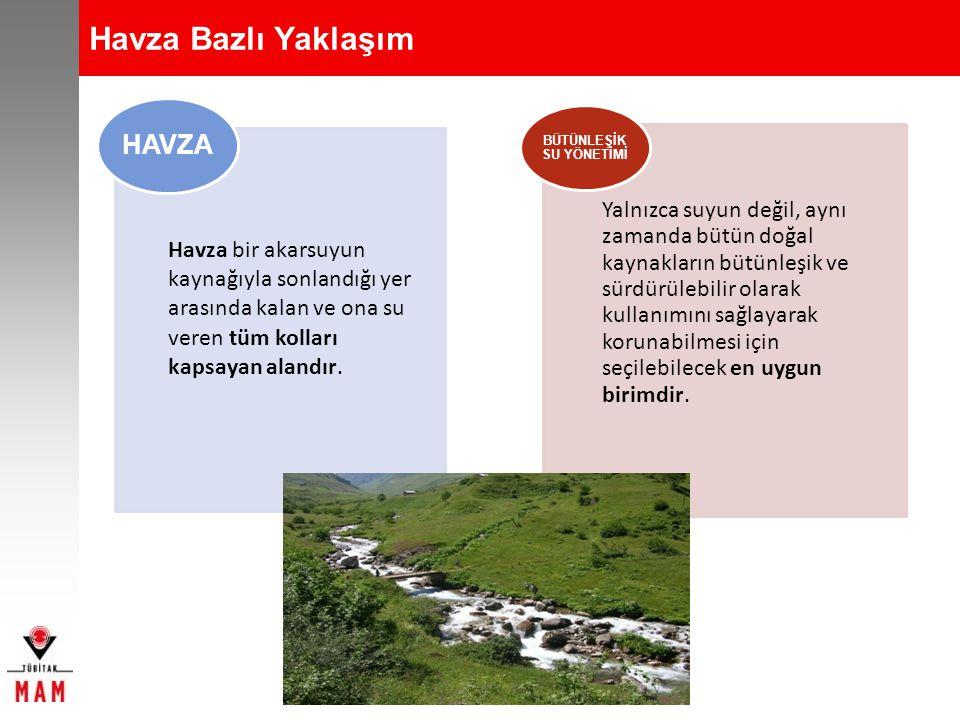 Havza Su Kalitesi Sınıflaması DSİ'den temin edilen 2000-2011 yılları arası su kalitesi ölçüm sonuçları kullanılarak ve SKKY Tablo 1'de verilen kıtaiçi su kaynaklarının sınıflarına göre kalite kriterleri esas alınarak istatistiksel yöntemlerle yüzeysel su kalite sınıfları belirlenecektir.