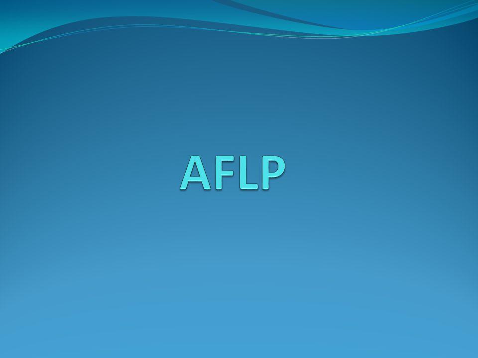 AFLP (Amplified Fragment Lenght Polymorphism) Nedir? (Çoğaltılmış Parça Uzunluk Polimorfizimi)