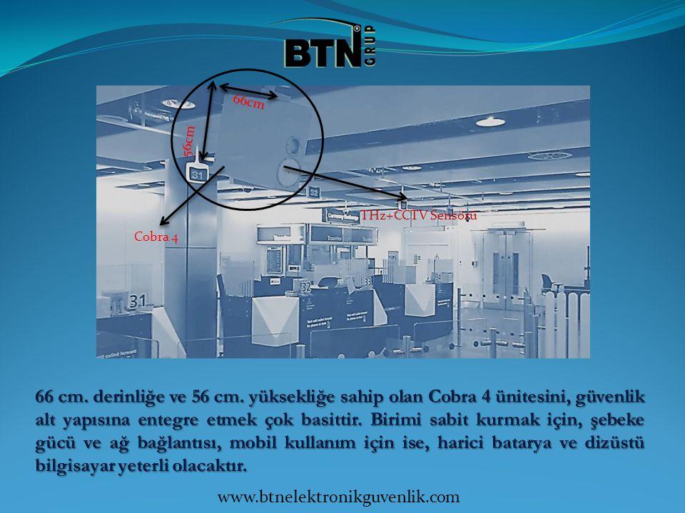 Tekli kontrol için, kapsamlı geliştirilmiş olan BTN Body Scanner alternatif tarama sistemleri, hem gümrük görevlisinin işini azaltmakta hem de bu sistemler için yapılan yatırımın, hızlı bir şekilde, geri dönüşümünü (amortismanını) sağlamaktadır.