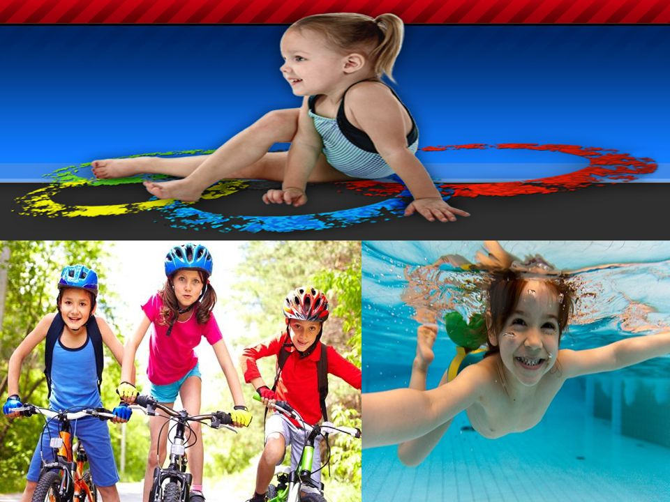 Spor, büyüme ça ğ ındaki çocuklar için hem bedensel sa ğ lık ve fiziksel gelişme yönünden, hem de iyi bir kişilik oluşması ve ruh sa ğ lı ğ ı bakımından yararlı ve gereklidir.