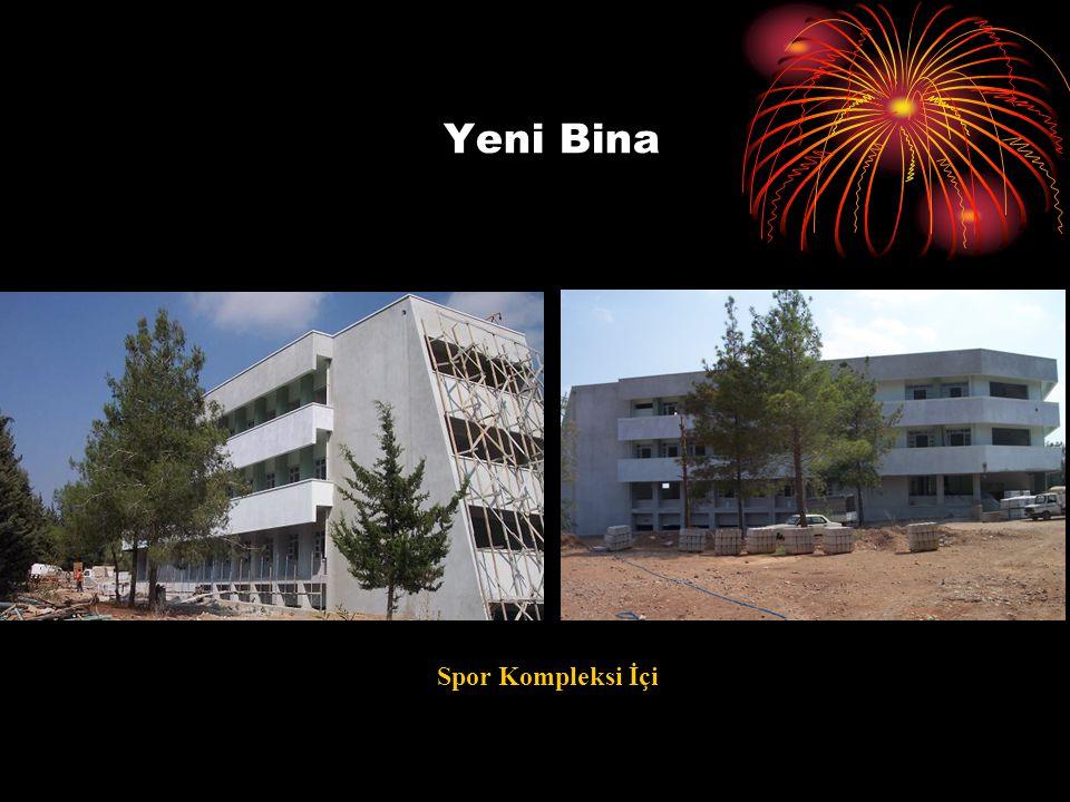 Yüksekokul Binası Eğitim Fakültesi 3. Kat
