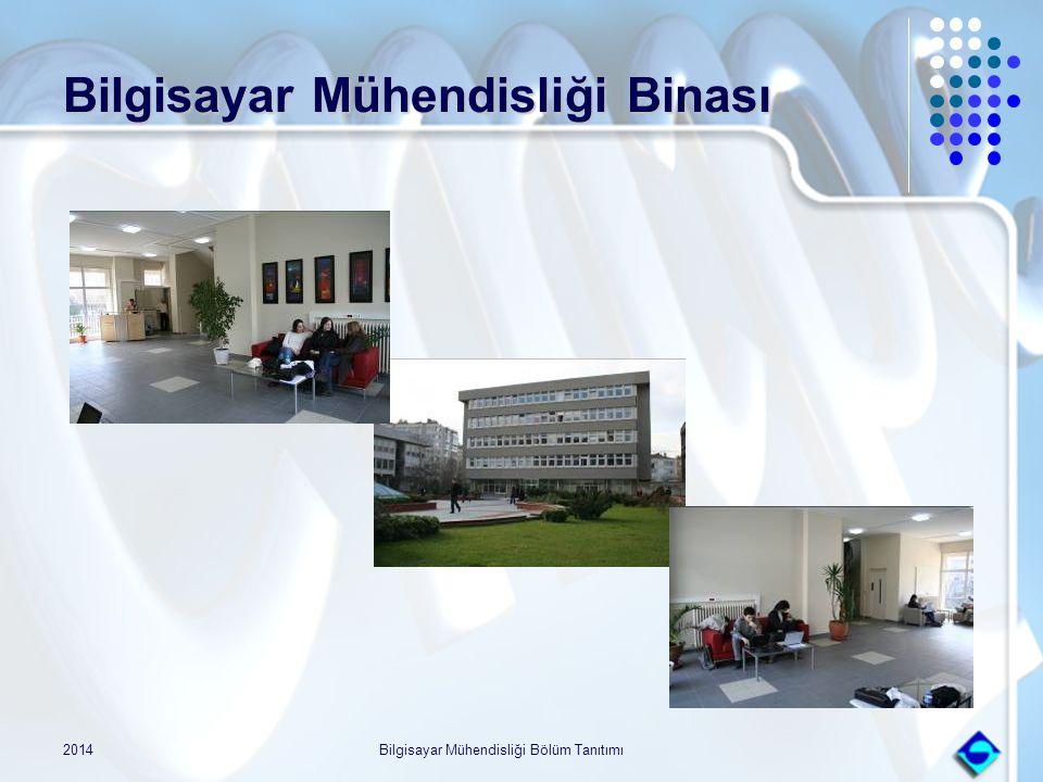 2014Bilgisayar Mühendisliği Bölüm Tanıtımı Bilgisayar Mühendisliği Binası
