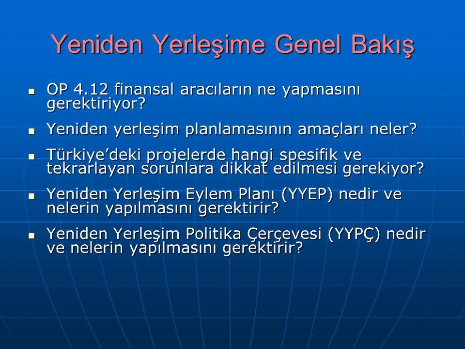 Yeniden Yerleşime Genel Bakış OP 4.12 finansal aracıların ne yapmasını gerektiriyor? OP 4.12 finansal aracıların ne yapmasını gerektiriyor? Yeniden ye