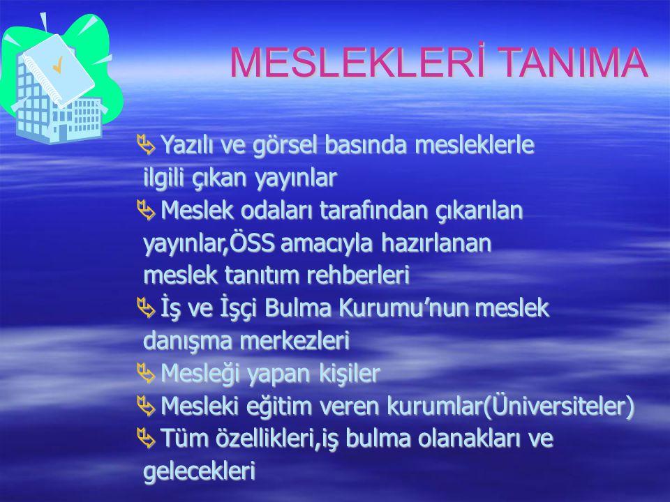 REHBERLİK VE PSİK.DANIŞMANLIK TM-3  Rehberlik ve Psik.