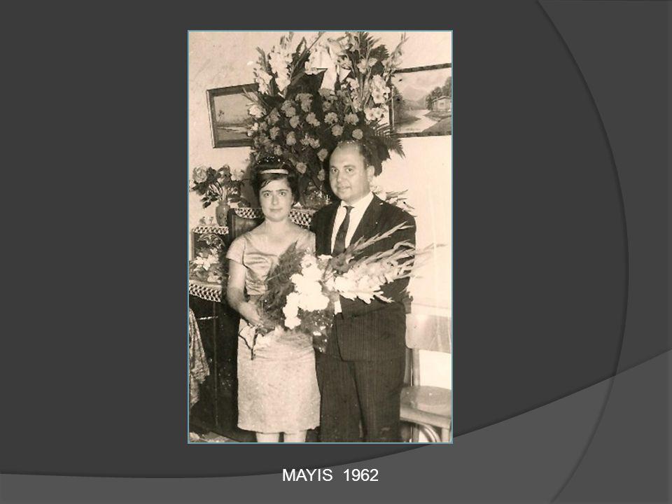 MAYIS 1962