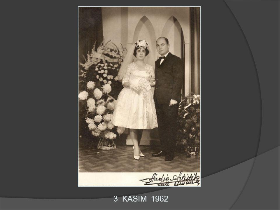 3 KASIM 1962