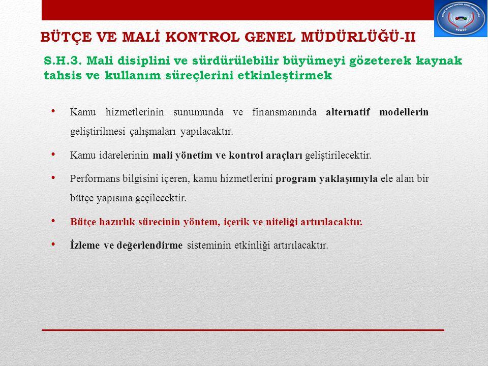MUHASEBAT GENEL MÜDÜRLÜĞÜ S.H.4.