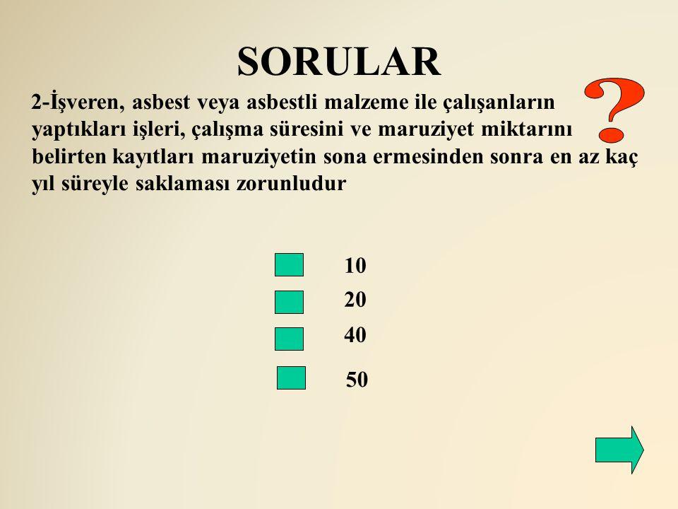 SORULAR 50.