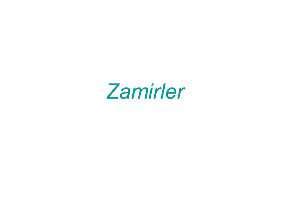 Zamirler