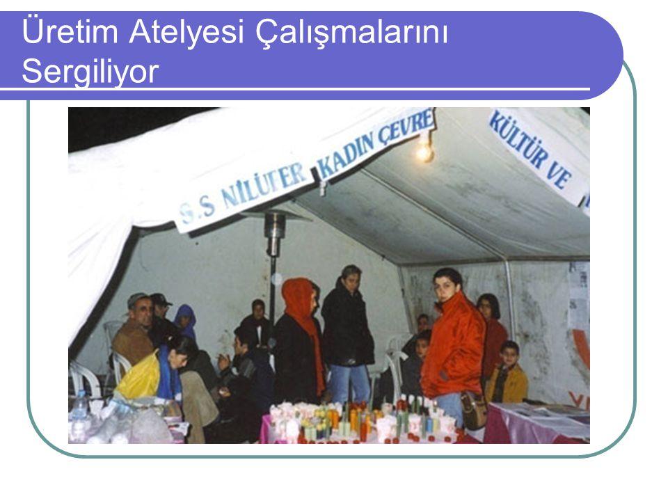 ÇOCUK MERKEZİ FAALİYETLERİ S.S. NİLÜFER KADIN ÇEVRE KÜLTÜR ve İŞLETME KOOP. DÜZCE/TURKEY