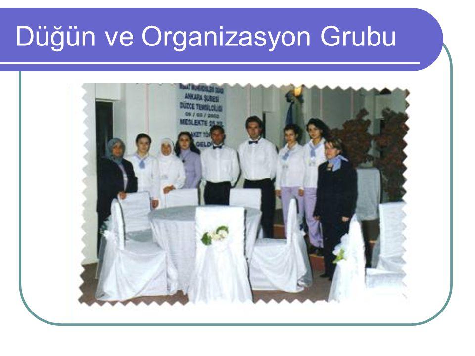Düğün ve Organizasyon Grubu