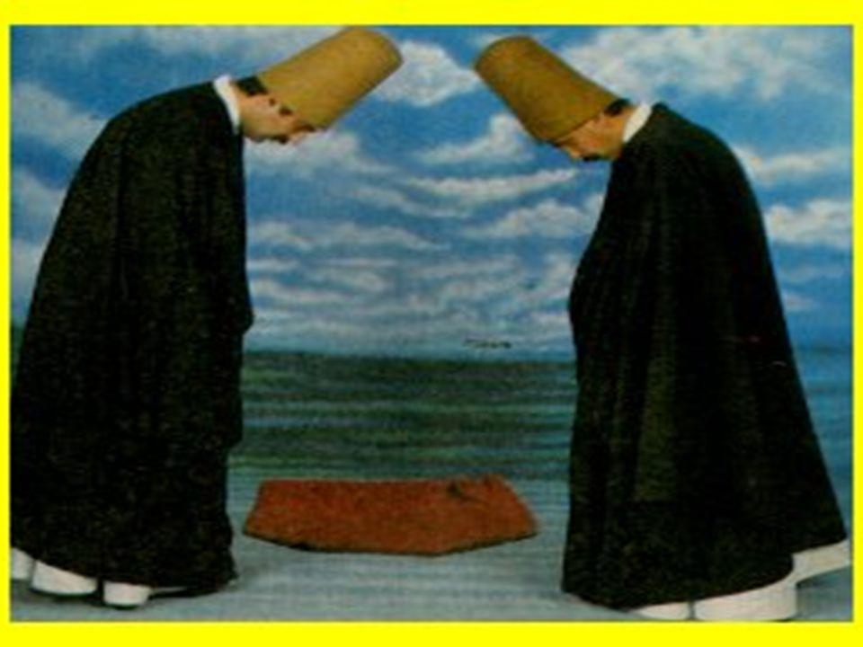 Şeyh Efendi'den sonra semâzenler ve mutrıb da şeyh postunu selâmlayıp semâhâneyi terk ederler.
