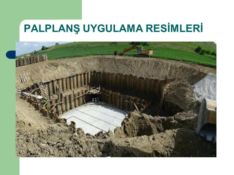 PALPLANŞ UYGULAMA RESİMLERİ