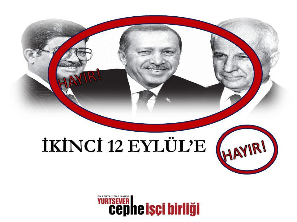 Referanduma giden yol TBMM Genel Kurulu nda kabul edilen ve 13 Mayıs 2010 tarihinde Resmi Gazete'de yayımlandıktan sonra Cumhurbaşkanı Abdullah Gül'ün onayladığı Anayasa Değişiklik Paketi, Temmuz ayında Anayasa Mahkemesi tarafından kısmen iptal edildi.