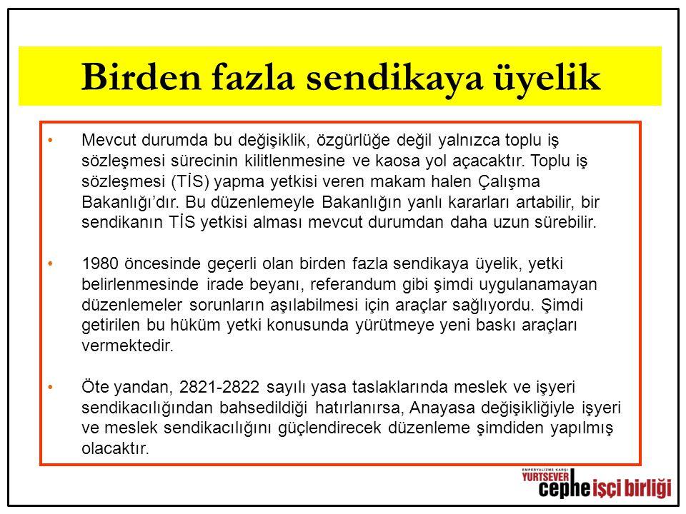 KADININ YALNIZCA ADI VAR Kadın hakları ile ilgili olarak Anayasanın 10.