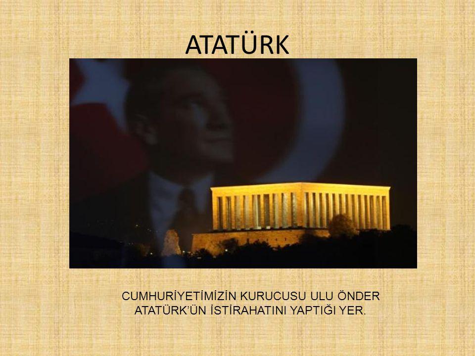 Atatürk Orman Çiftliği Yüzme havuzu, hayvanat bahçesi ve çeşitli tesisleri ile bir gezinti mahallidir.