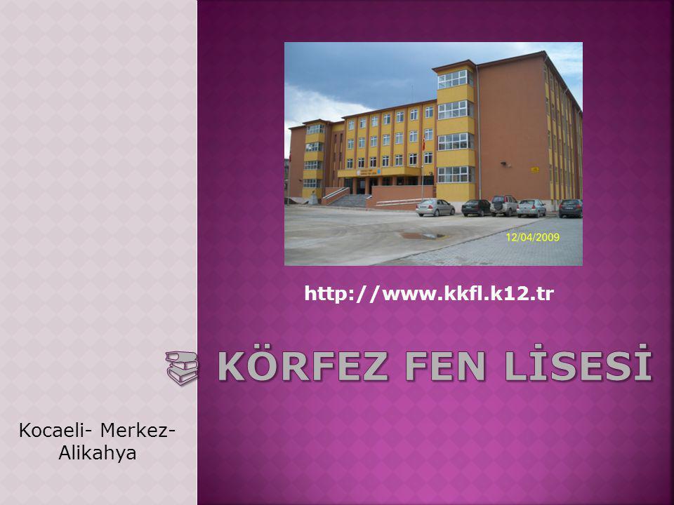 http://www.kkfl.k12.tr Kocaeli- Merkez- Alikahya