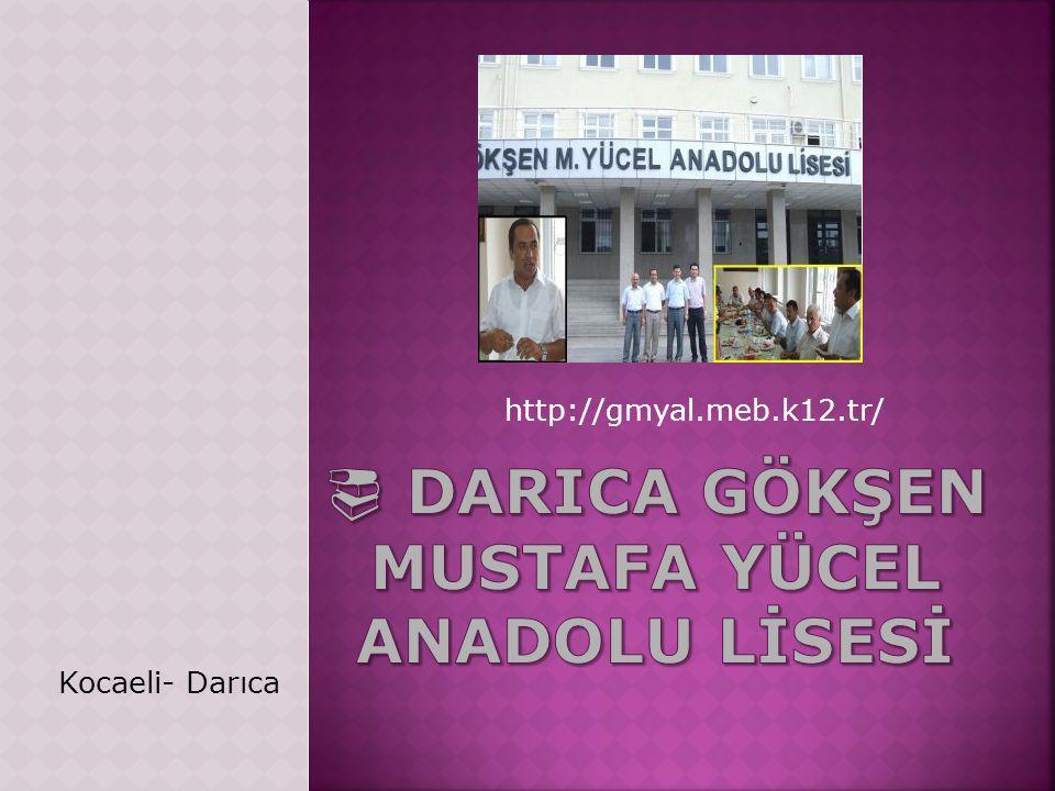 http://gmyal.meb.k12.tr/ Kocaeli- Darıca