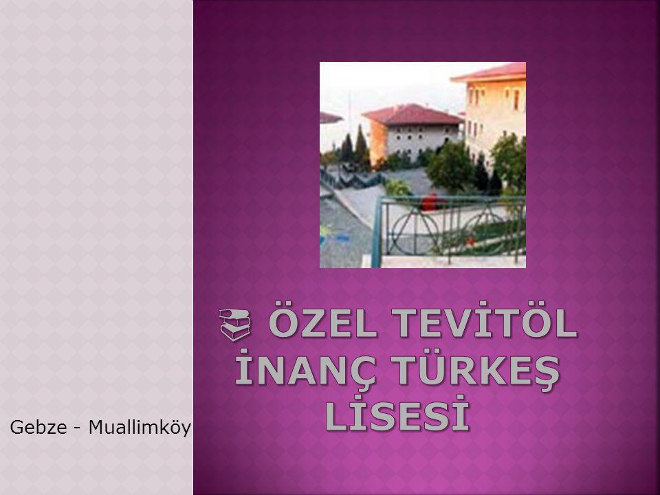 Gebze - Muallimköy